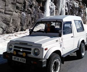 jeep in manali