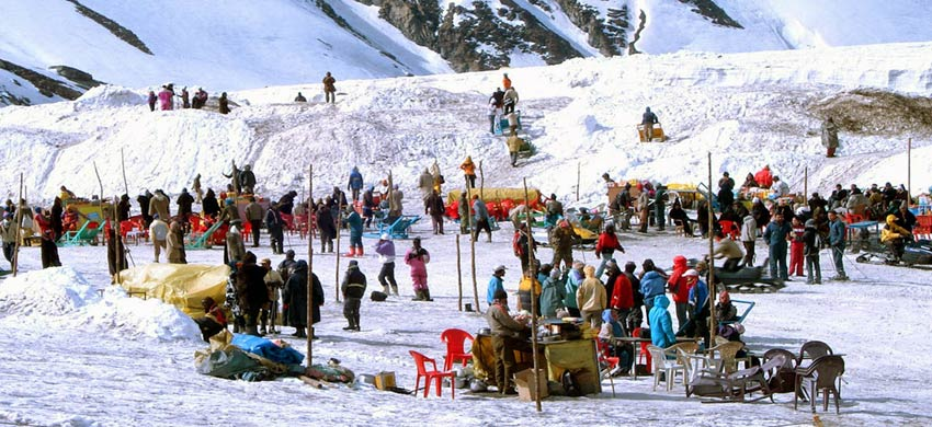 permit taxi for rohtang pass visit