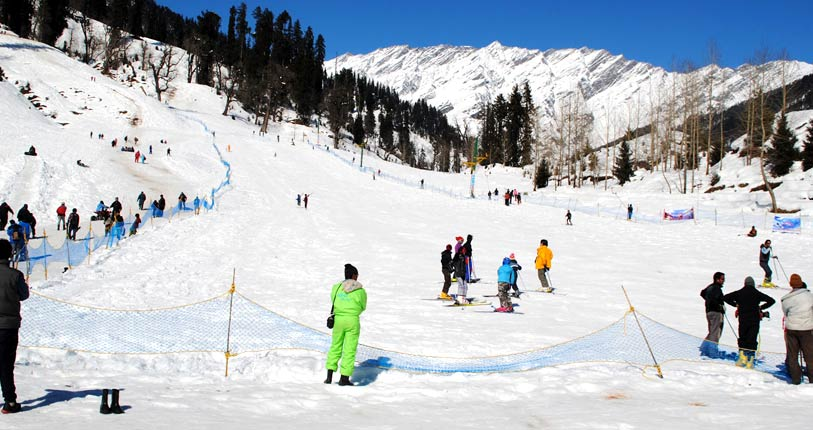 manali honeymoon package by car by delhi